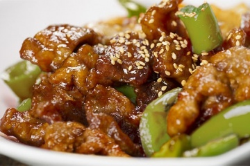Sweet, Sour and Spicy Pork